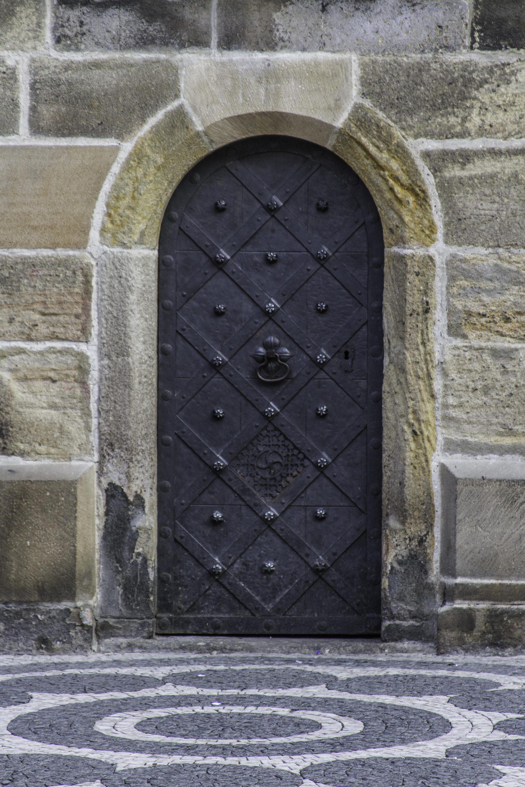 Spiritual but religious because the door can still open.